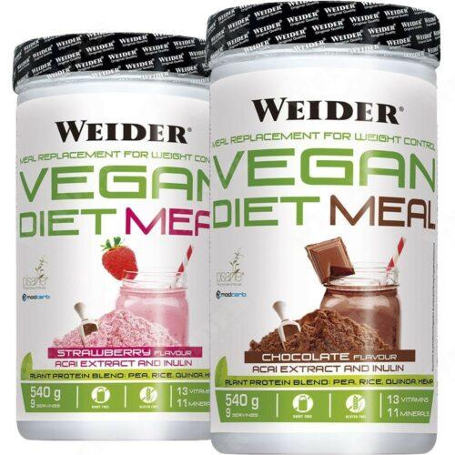 Weider Vegan Diet Meal 540 g