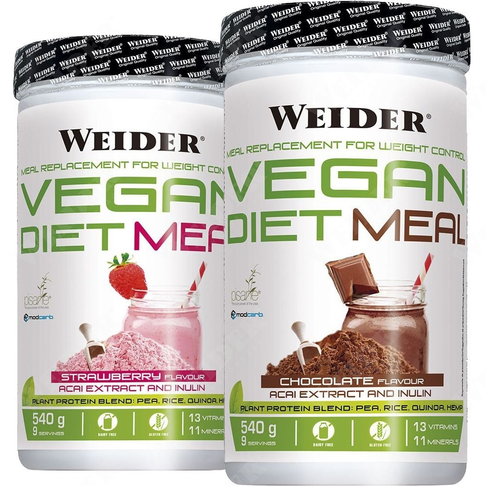 Weider Vegan Diet Meal 540 g