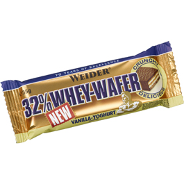 32% Whey Wafer Bar