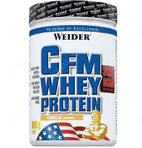 CFM Whey Protein fehérje 908g - TOZOSHOP.HU