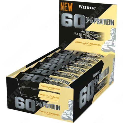 60% Protein Bar fehérje szelet