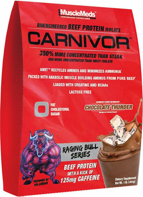 CARNIVOR Raging Bull. 444g