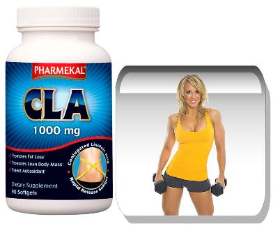 CLA 1000 mg 90 db