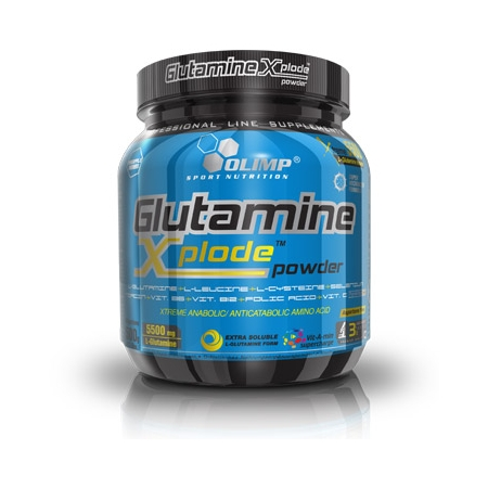 Glutamin Xplode. 500gramm