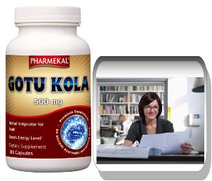 Gotu Kola 500 mg 100 db