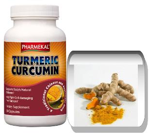 Kurkuma kivonat 500 mg. 60 tabletta