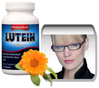 Lutein 40 mg 30 db