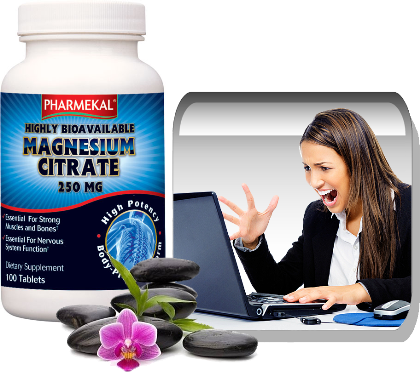 Magnézium-CITRÁT 250 mg 100 db