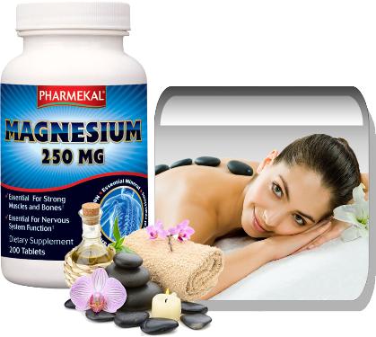 Magnézium-OXID 250 mg