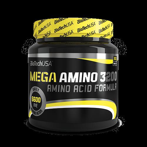 Mega Amino 3200. 300tabl