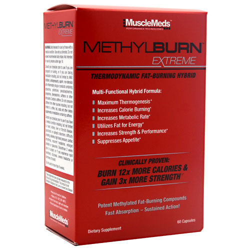MethylBURN Extreme. 60 kapszula