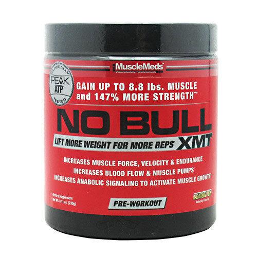 NO BULL XMT. 230 g