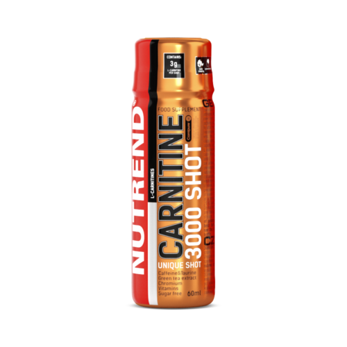 Nutrend L-carnitine 3000 - 20 ampulla