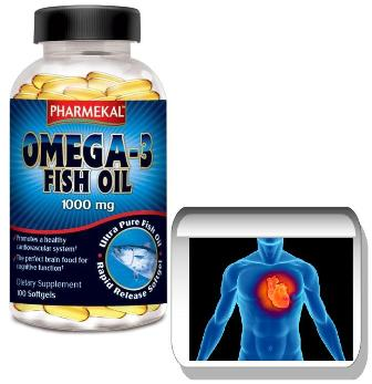 Omega 3 halolaj 1000 mg. 100 gélkapszula