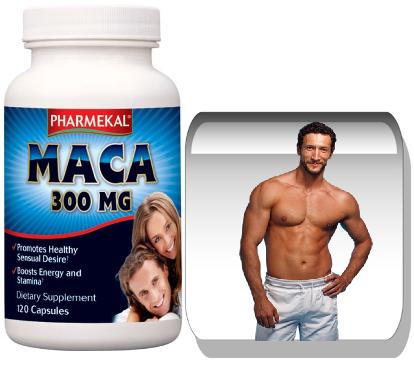 Pharmekal Maca kivonat 300 mg 120 db