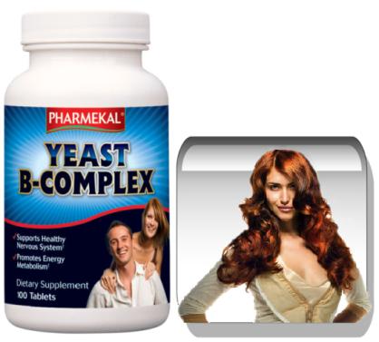 Pharmekal Yeast B-complex
