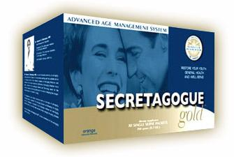 Secretagogue Gold. 30 csomag