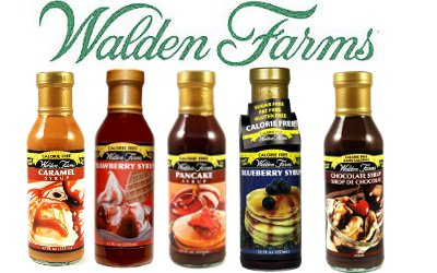 WALDEN FARMS SZIRUP 355 ml