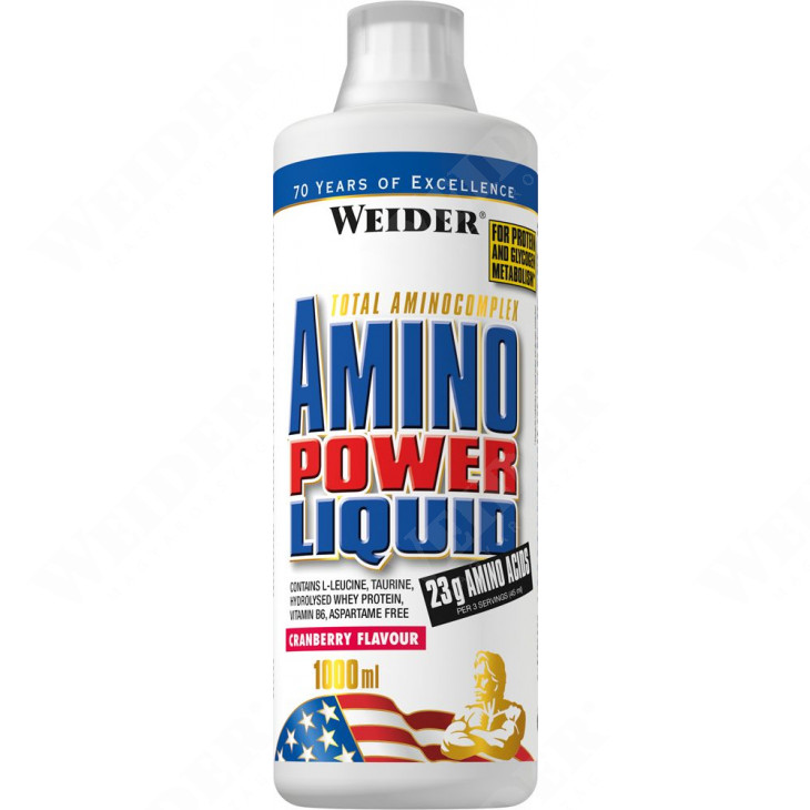 Amino Power Liquid aminosav