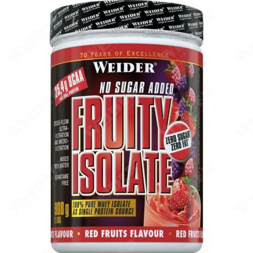 Weider Fruity Isolate. 908g