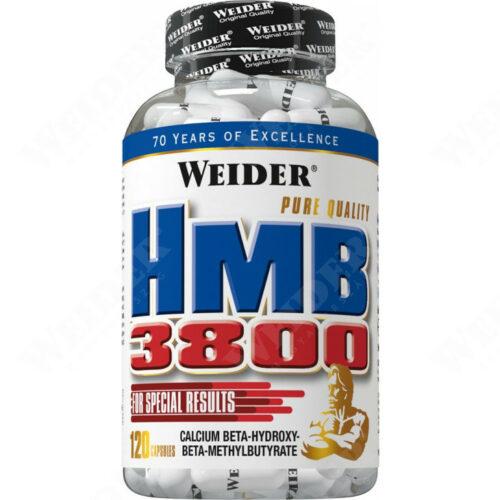 HMB 3800 120 kapszula izomvédő.