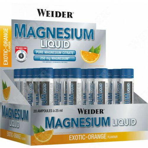 Magnesium Liquid 500 ml ásványi anyag pótló.