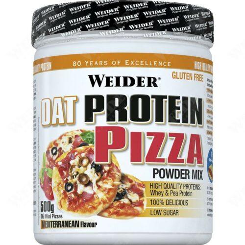 Weider Oat Protein Pizza Powder Mix 500 g fehérje - mediterrán