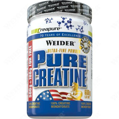 Weider Pure Creatine 600 g kreatin
