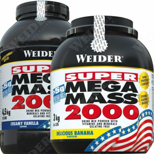 Super Mega Mass 2000 tömegnövelő.