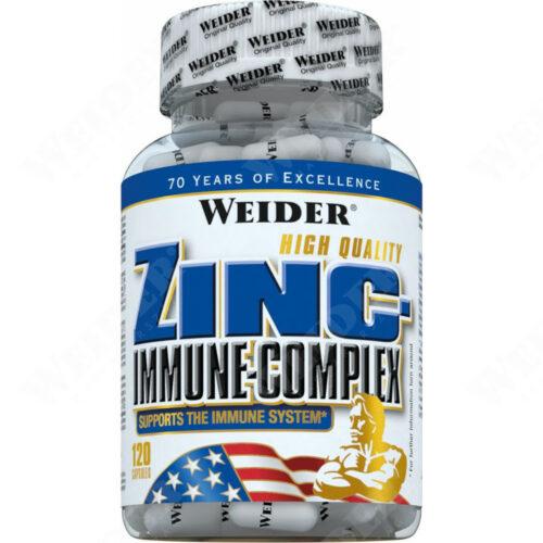 Zinc-Immune-Complex 120 kapszula ásványi anyag pótló-TOZOSHOP.HU