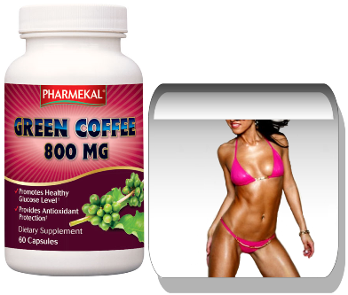 ZöldKÁVÉ Extra 800 mg 60 db