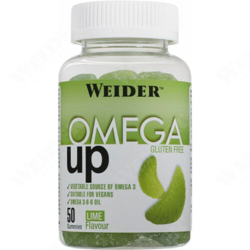 Omega Up 50 gumitabletta vitamin készítmény