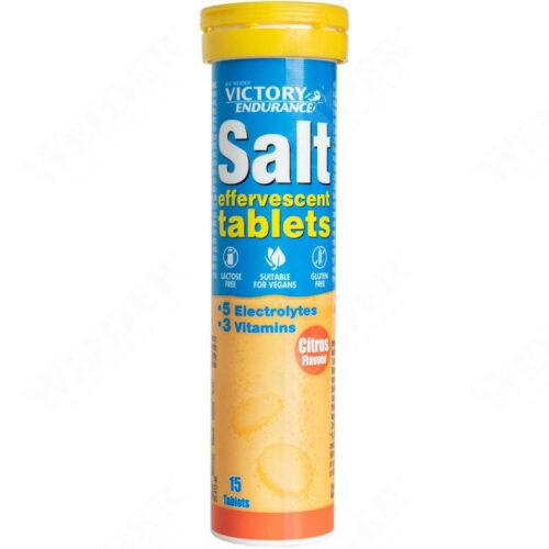 Victory Endurance Salt Effervescent Tablets 15 pezsgőtabletta