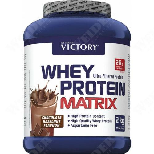 Whey Protein Matrix tejsavó fehérje