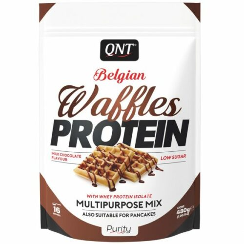 BELGIAN WAFFLES PROTEIN - 480G
