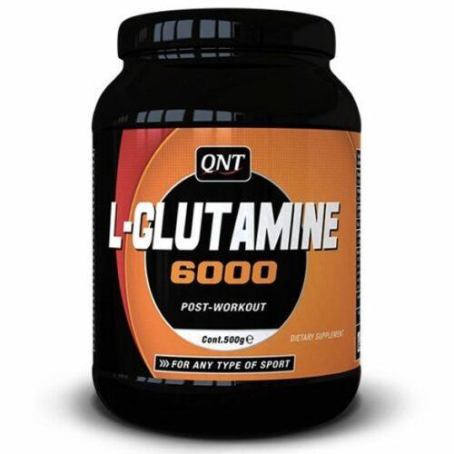 L-GLUTAMIN 6000 PURE - 500 G