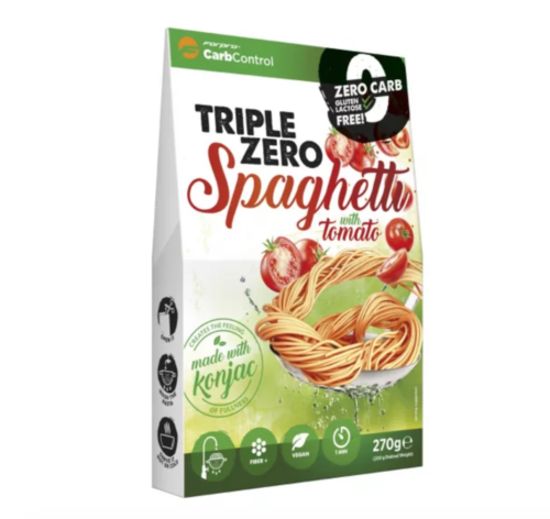 TRIPLE ZERO PASTA - SPAGHETTI TOMATO